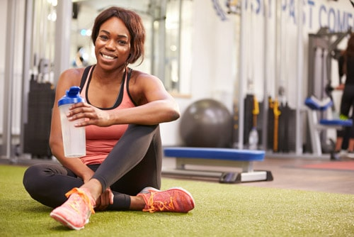 Weight Training: Does Hydration Affect How Strong You Are?