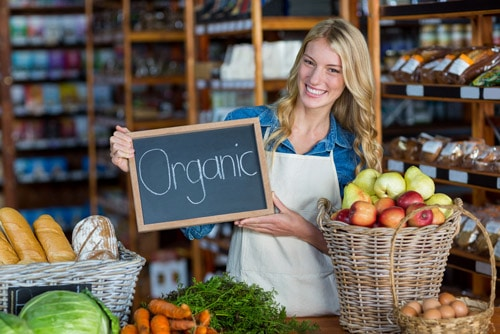 6 Myths about Organic Foods