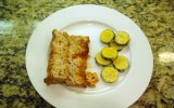 Savory Turkey Meatloaf