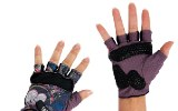 New Strength and Fitness Gloves