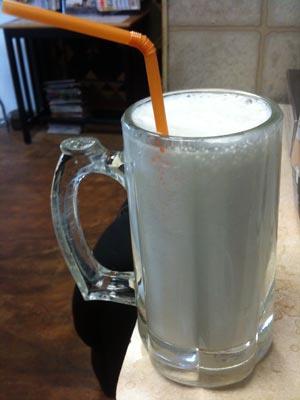 Apple-Vanilla Zinger Protein Shake