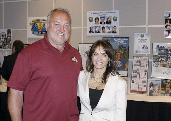 Bill Kazmaier And Cathe