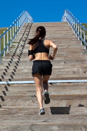 stair climbing for exercise