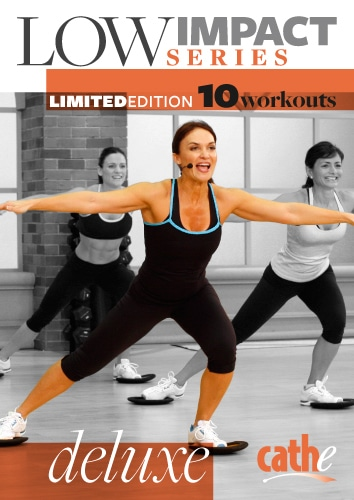 Low impact Afterburn DVD and your fat burning zone