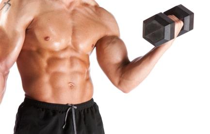 weight lifting momentum