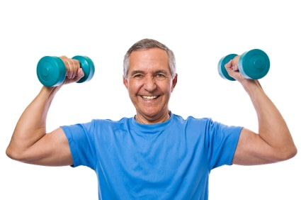 Can exercise slow down the aging process