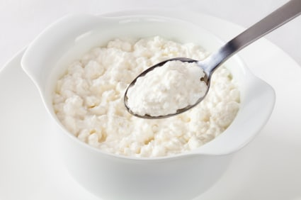 cottage cheese is an excellent source of dietary calcium