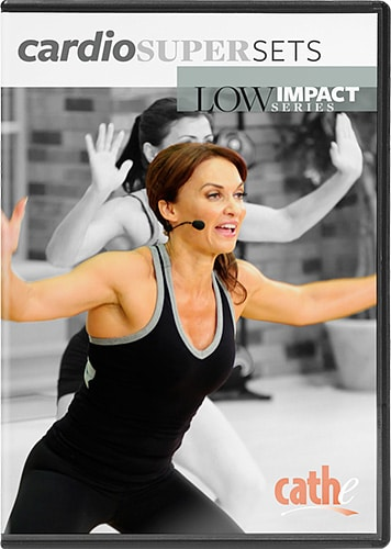 combo and compound exercises in the Low Impact Series