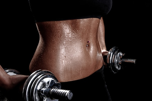 Is Sweating a Good Indicator of How Hard You're Working Out?
