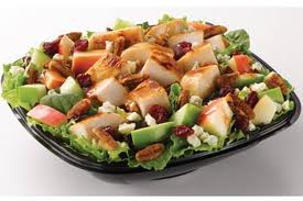 Are Fast-Food Salads Healthy?