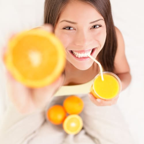 Can Vitamin C Help You Exercise Harder?