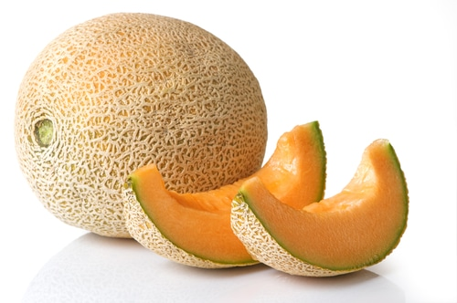 Ten Fascinating Health Benefits Of Eating Cantaloupe While cantaloupe's rough skin isn't exactly pretty, it's the inside that counts with these melons. ten fascinating health benefits of