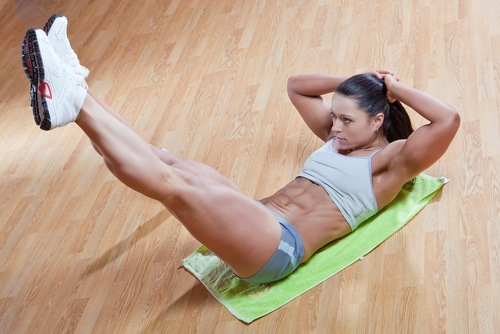 Are You Working Your Core Muscles Properly?