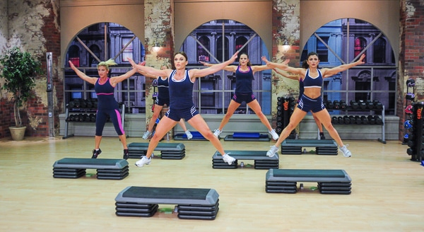 XTrain high intensity interval workouts
