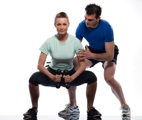 What those sounds you here in your knees when you exercise?