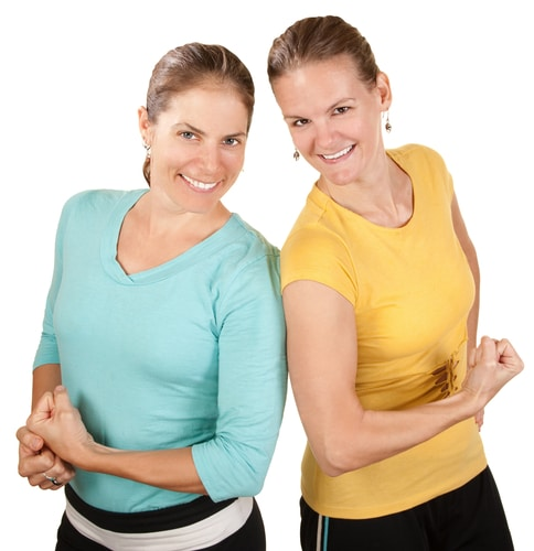 Can working out with an exercise partner more fit improve your performance?