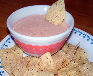 Guiltless Game Day Picante Dip by Katie