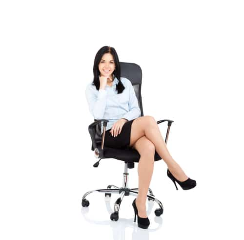 Another Way Sitting Too Much Makes Your Bottom Bigger