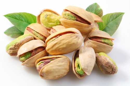 Pistachios: the Perfect Snack