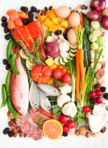 Eat like a caveman and enjoy the health benefits of a paleo diet.