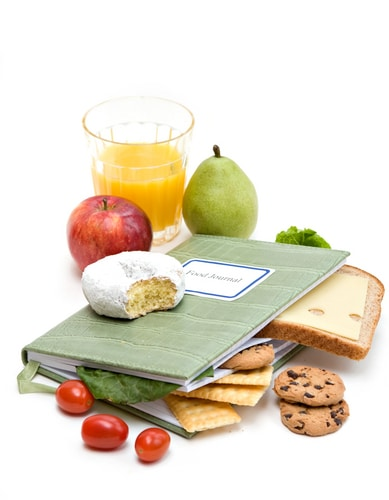 6 Reasons to Write Down What You Eat