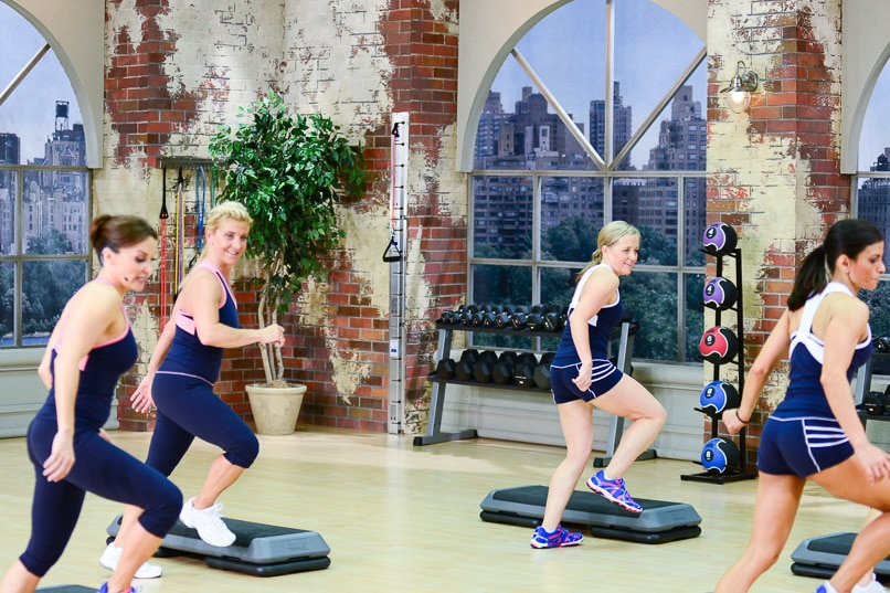 One of our goals with our new 2013 videos is it to put some fun back into working out.