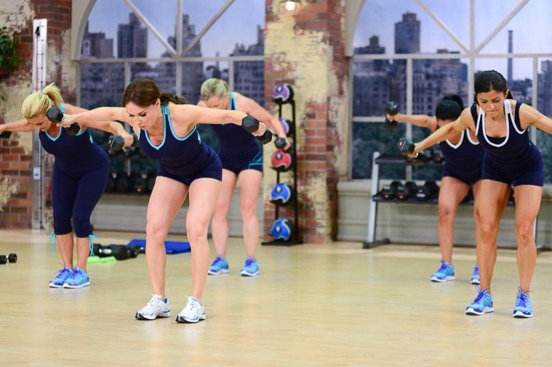 Cathe's FlexTrain Workout