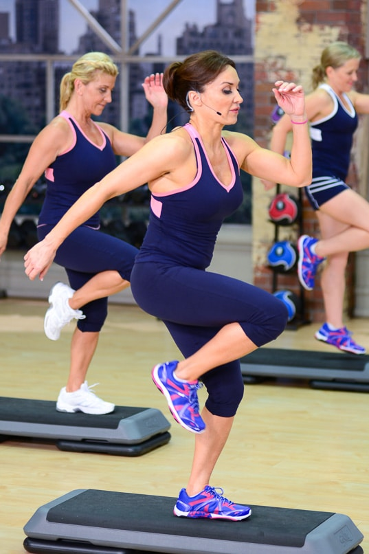 How Effective Is Step Training for Improving Bone Density?
