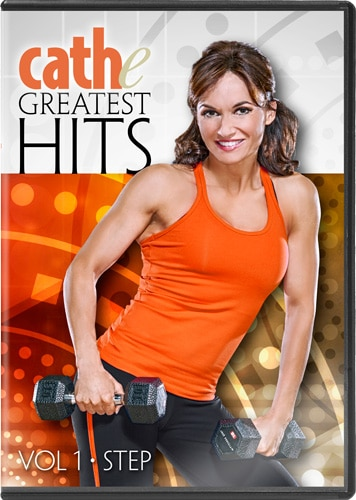 Add Cathe's Greatest Hits DVD to Your Pre-Order
