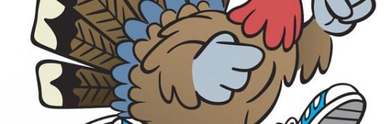Cathe's Turkey Trot 5K 2013 Race is On!
