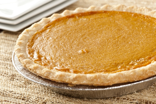 What's the Healthiest Thanksgiving pie?