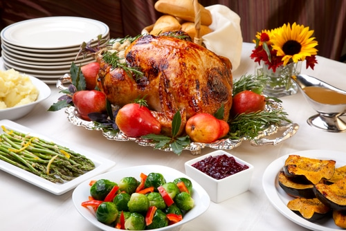 ow to fit Thanksgiving into your weight loss plan