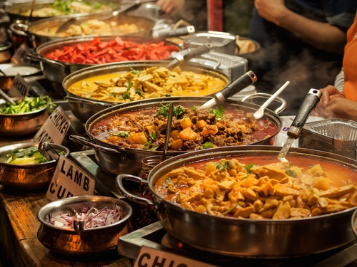 Sensory-Specific Satiety: How Lots of Food Variety Causes You to Eat More