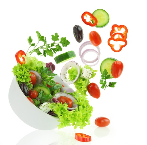 What determines nutrient absorption from the foods you eat?