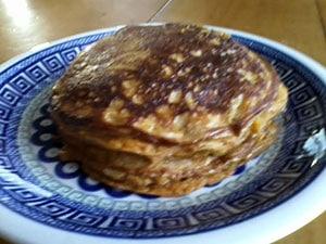 Gluten-free, Paleo-friendly, Sweet Potato Pancakes by mari