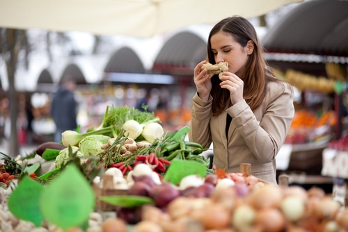 Smell and Appetite: Do Overweight People Smell Food Differently?