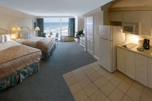 Daytona Beach Resorts Hotel Information