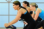 Cathe Friedrich's Zero Impact Cycle Workout Exercise DVDs
