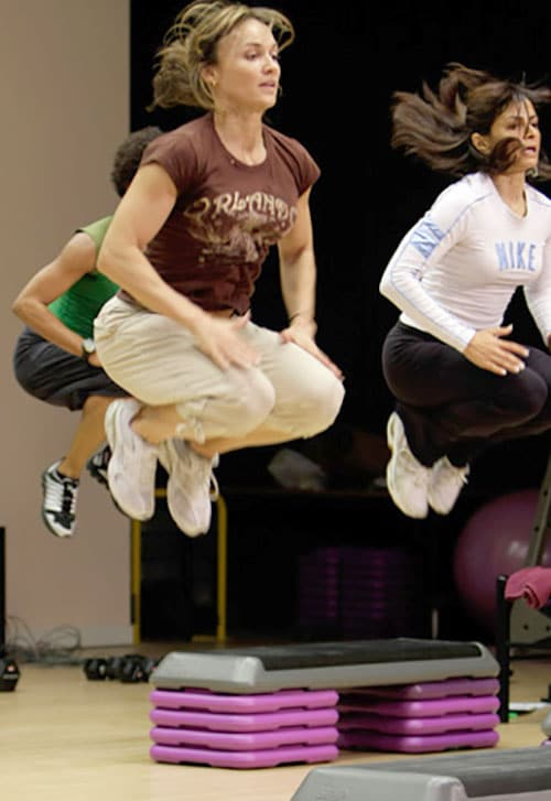 Benefits of Jump Squats • Cathe Friedrich