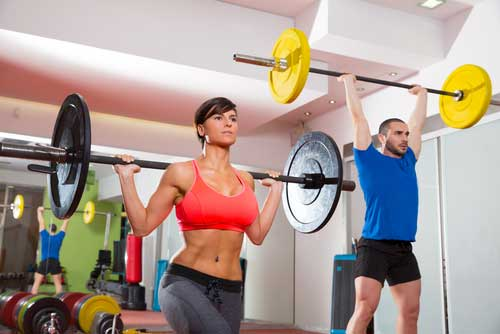 How Men and Women Differ in Terms of Strength and Power