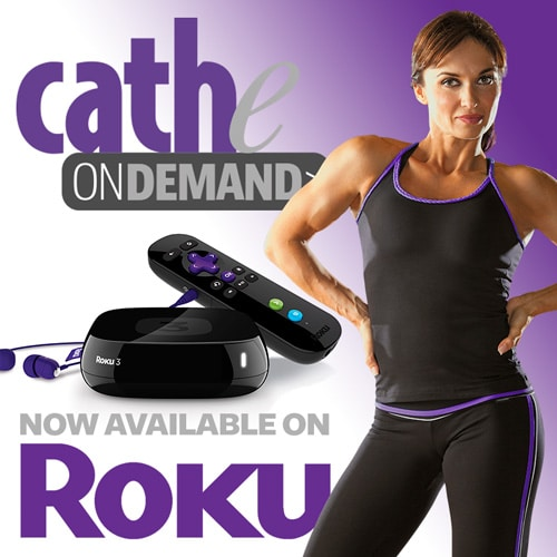 Cathe Roku Channel