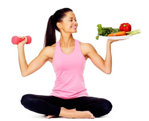 Why Exercise Without Good Nutrition Is Like Yin Without Yang Cathe