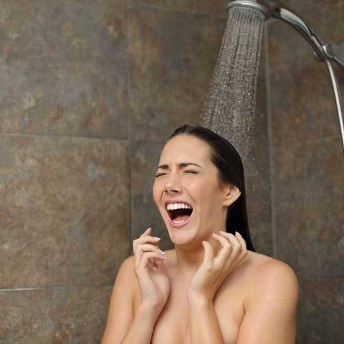 Do Cold Showers Interfere with strength gains?
