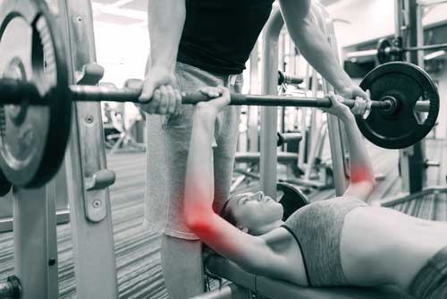 Image result for fitness injuries