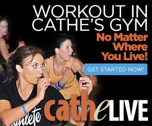 Get Started Now With Cathe Live