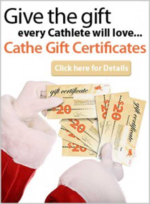 Cathe Gift Certificates