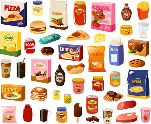 How Much Processed Foods Do Americans Really Eat?