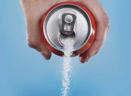 Is sugar what's raising your blood pressure?