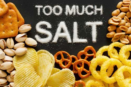 Does Eating Salty Foods Increase Calorie Consumption?