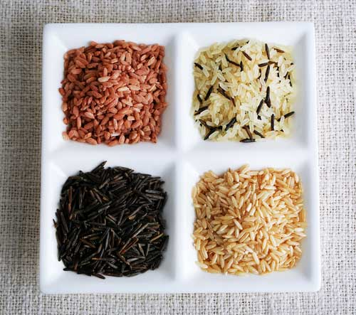 4 Types of Rice That Are Healthier Than White Rice